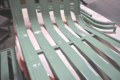 """Vintage Outdoor Patio Chairs • <a style=""""font-size:0.8em;"""" href=""""http://www.flickr.com/photos/85572005@N00/5529671232/"""" target=""""_blank"""">View on Flickr</a>"""