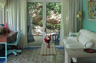 El Otro Lado - Guest Room - Sea House Interior
