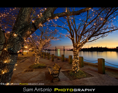 A Great Way to End the Day in Wilmington, North Carolina by Sam Antonio Photography