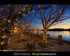 A Great Way to End the Day in Wilmington, North Carolina (Sam Antonio Photography) Tags: travel blue sunset usa sun color history water night america river landscape aperture waterfront outdoor dusk south northcarolina depthoffield hollywood promenade bluehour wilmington onetreehill capefearriver capefear travelphotography canon1740f4 famousplace americansouth outdoorphotography traveldestination carolinacoast wilmingtonriverfront wilmingtonsunset canoneos5dmkii samantonio samantoniophotographycom samantoniophotographycom