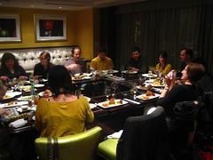 EngineHosting dinner