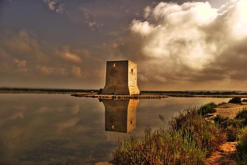 Torre de Tamarit, Santa Pola (HDR)