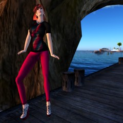 mar16_005 (cajsa.lilliehook) Tags: white black love by pose dark hair mouse photography for store rainbow eyes shoes lashes pants notes skin top g secret style jewelry location just nails soul only glam kit pcf tee affair poses wedge sporty cajsa the ffl redgrave iren jolanta a fashiona peqe lilliehook permutate lelutka relnofollowits hrefhttpitsonlyfashionblogcom httpmapssecondlifecomsecondlifepermutate189022