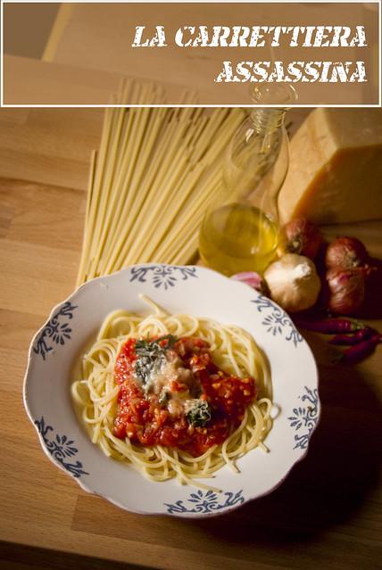 Survival cooking - La carrettiera assassina