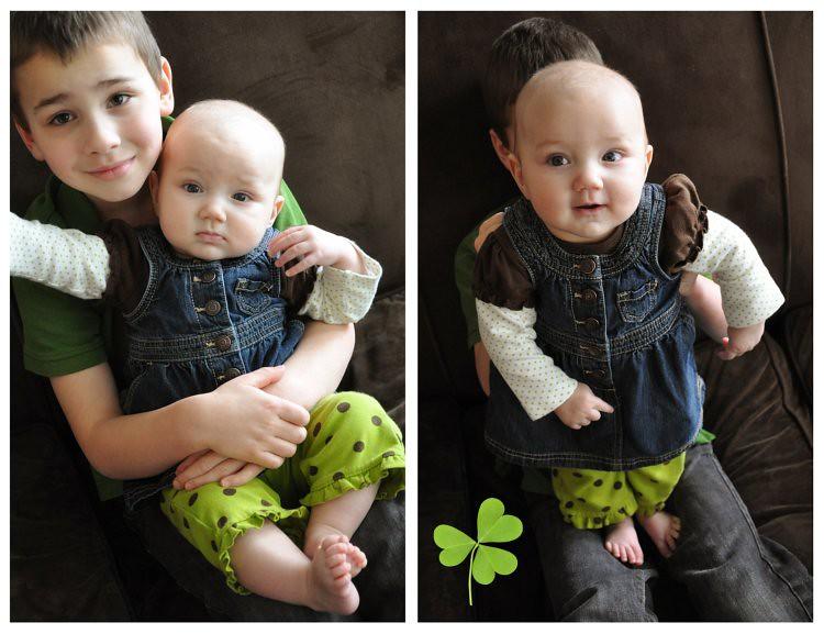 St. Patrick's Cuties