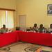 Chaplains COSC visit to Burundi, February 2011