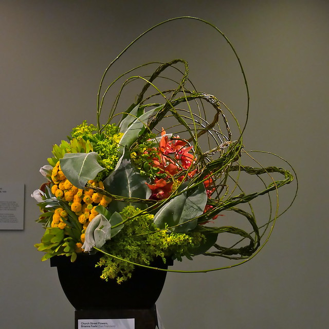 Bouquets to Art 2011