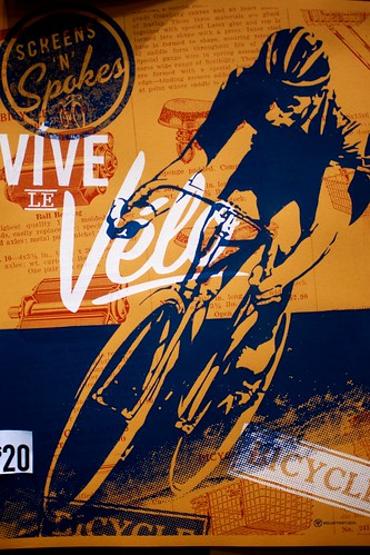 Flatstock Posters Bikes 061