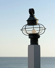 Light on the Gulf (MickiP65) Tags: travel winter light vacation usa tourism gulfofmexico water lamp canon lights march us forsale gulf florida sale getaway 8x10 pole northamerica fl sell fla selling cedarkey levy allrightsreserved 030111 gulfcoast copyrighted 2011 canoneos30d michellepearson naturecoast img007 03012011 mickip mickip65 20110301 mar012011 filmck