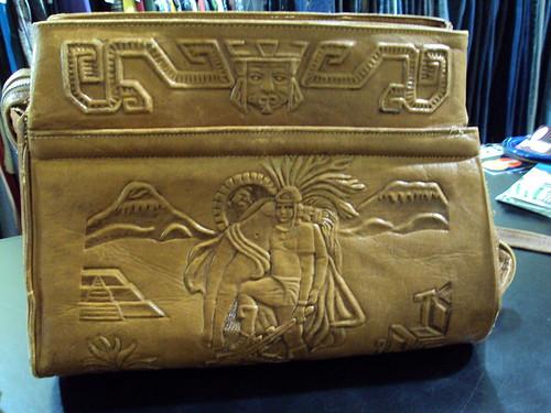 Crazy Mexican Messenger Bag (side 2)
