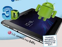 Motorola Xoom & LG Optimus Pad Priced for Europe! More Devices Detailed as Well!