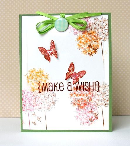 {make a wish}