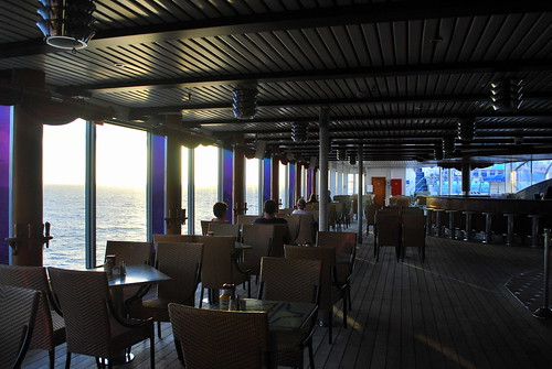 Lido Deck Seating