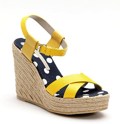 marc jacobs, marc by marc jacobs, marc jacob sandals, yellow sandals, marc jacob espadrilles, Screen shot 2011-03-19 at 1.25.55 PM