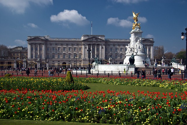 Revisit - Buckingham Palace