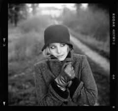 belle poque (Buldrock) Tags: portrait 120 film vintage mediumformat kodak tmax hasselblad alessandra ritratto blackandwite analogic pellicola retr bellepoquefilm esposimetroforiphone