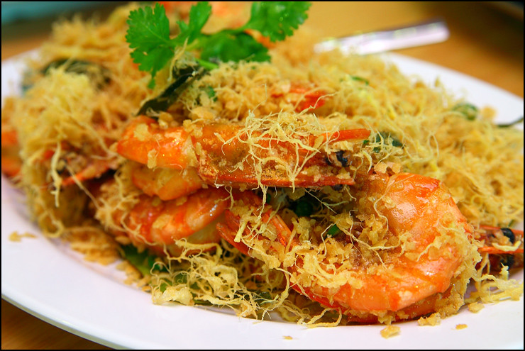 Butter Prawn Recipes — Dishmaps