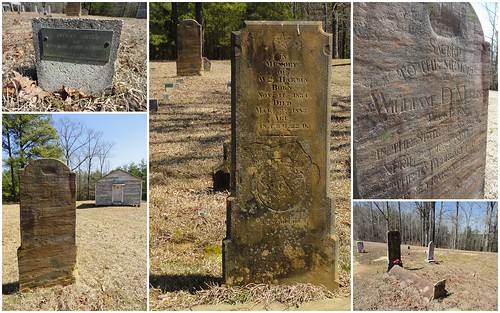 Rocky Plains Church Cemetery, Winston County AL