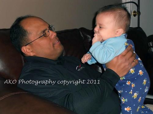 Daddy & Marshall