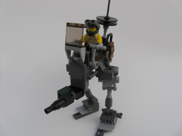 QuotNorissquot HND A1 Recon Walker Smith Tags