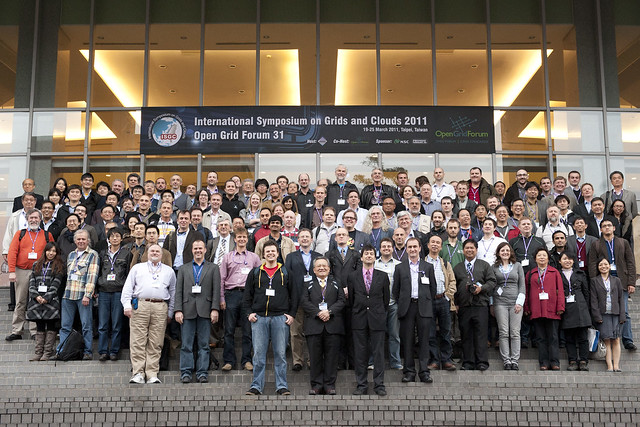 ISGC 2011 OG31 group photo