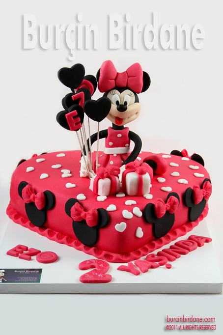Minnie Mouse Pastasi