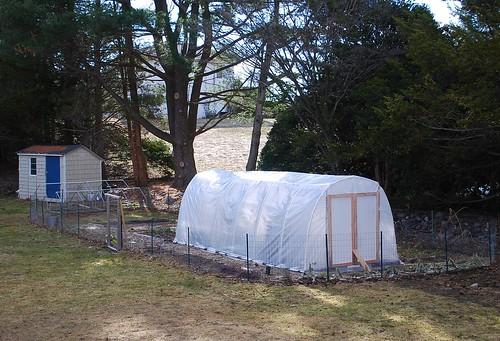 hoop house