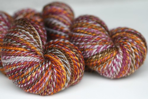 *Inivigorate your needles* 'Epiphany' Handspun on SW BFL~ 8+oz!