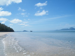Pak Meng Beach (24) (radioink) Tags: trip sea holiday beach thailand boat south southern pakmeng trang