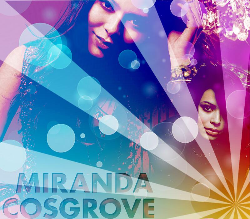 Granphic - Miranda Cosgrove