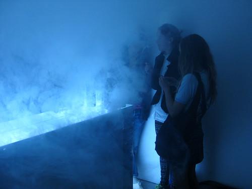 smoking bar
