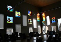 Waswanipi Band Council Conference Room (desertchick-) Tags: trip james bay march room band council conference cree 2011 eeyou waswanipi istchee