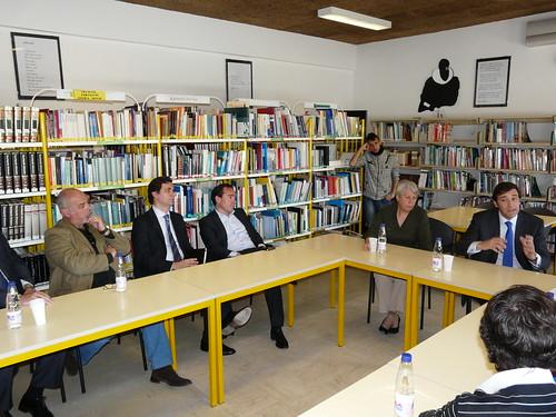 Visita a Escola em Vila Franca de Xira