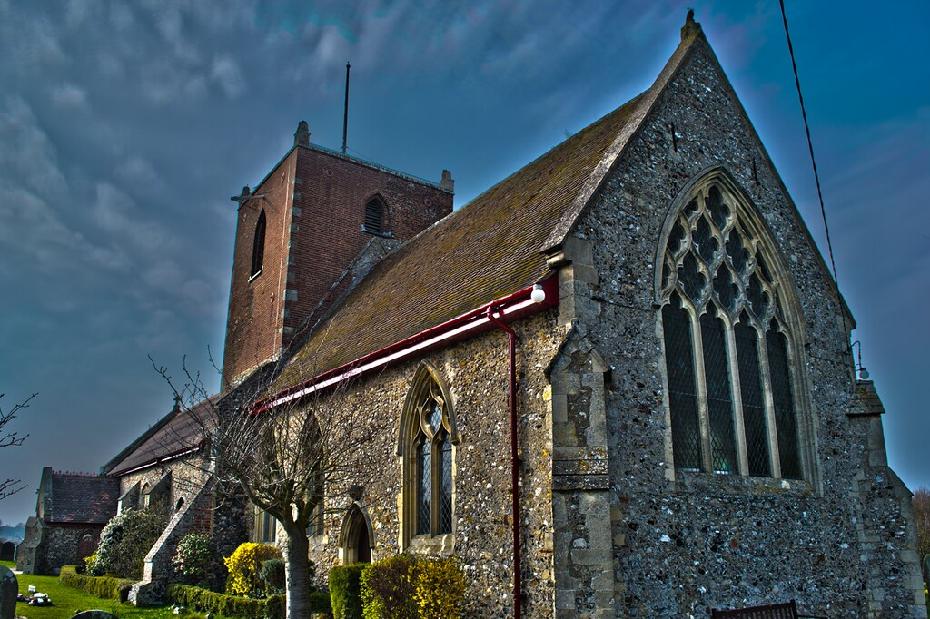 [HDR] Vivid Church