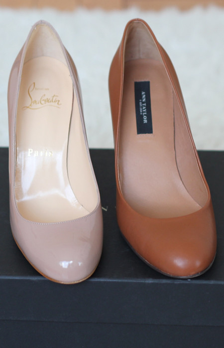 1a9a1c707aa5 ... Christian Louboutin New Simple Pump 100 mm Shoes Size. Extra Petite