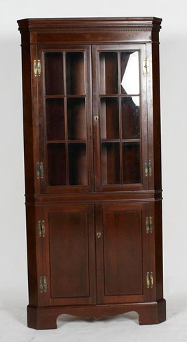 Craftique Corner Cupboard ($672.00)