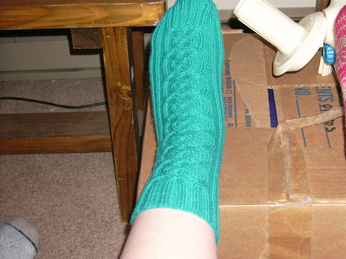 One Viking Sock