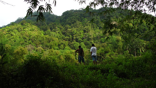Mt. Porras, Sibalom Natural Park