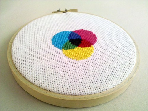 CROSS STITCH CMYK