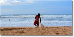 kuta beach - Bali (tehkici) Tags: bali beach pantai kuta