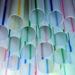 Straws1 (Explored) (lclower19) Tags: blue red white macro green colors lines yellow closeup circle nikon drinking round tamron 90mm straws d90 explored ourdailychallenge weekly152011