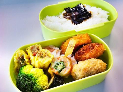 今日のお弁当 No.98 – 松茸の佃煮