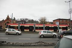 ZKM PESA 120Na Swing tram #1011 , Gdańsk 20.01.2011 (szogun000) Tags: street canon cityscape publictransit trolley tram poland polska swing transportation masstransit pomeranian streetcar tramway pomerania 1011 gdańsk tramwaj pesa trójmiasto pomorze tricity line11 pomorskie zkmgdańsk canoneos550d canonefs18135mmf3556is pesa120na