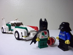 Octan Batmobile