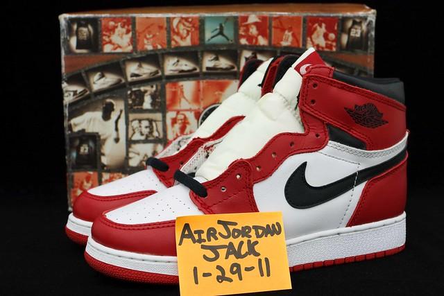 1994 Air Jordan 1 size 5.5 $300