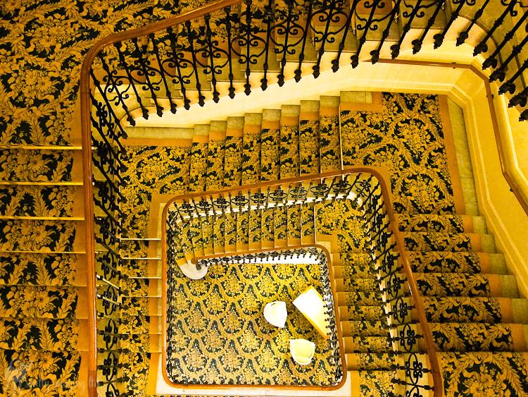 Carlton Stairs