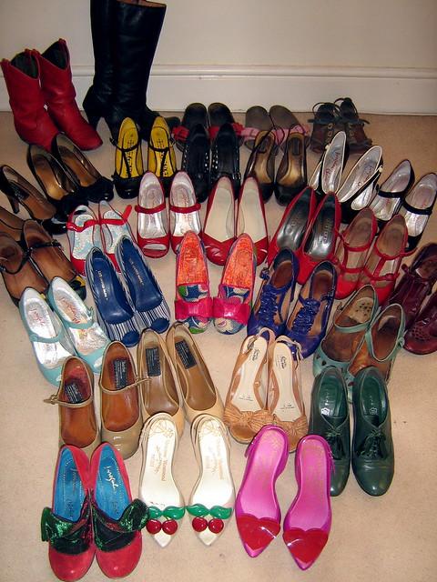 Shoeperwoman's Shoe Challenge 2011