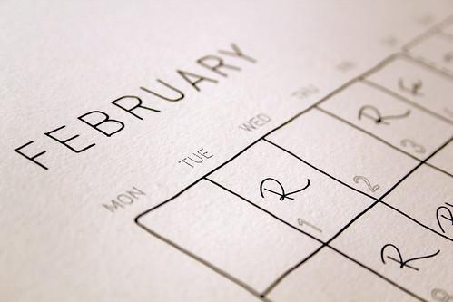 February Already!?!