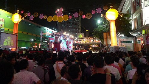 Chinatown on CNY Eve - 2011