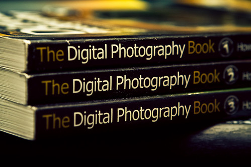 Day 34/365 - Digital Photography book